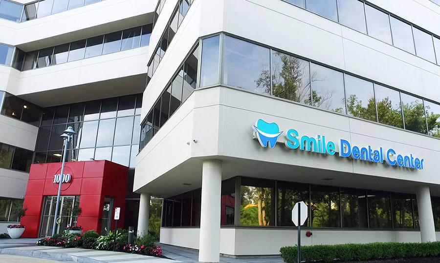 Smile Dental Center Building